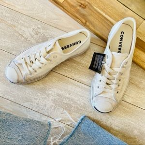 New Converse Jack Purcell Burnished  Low sneakers
